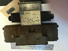 NEW OLD BS DOUBLE A QM-5M-C-10A2 HYDRAULIC DIRECTIONAL VALVE, 70 BAR,BOXZA