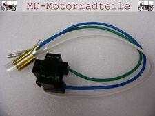 Honda CB 750 Four K0 K1 K2  Kabelstecker Scheinwerfer Socket Compl., head light
