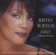 Exhale [CD Single #2] [Single] by Whitney Houston (CD, Nov-1995, Arista)  SEALED