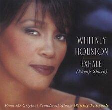 Exhale [CD Single #2] [Single] by Whitney Houston (CD, Nov-1995, Arista)  SEALED
