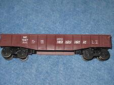 1987 Lionel Chrysler Mopar Express ME1987 Tuscan Gondola L0482