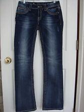 MISS ME Women Boot Cut Jean Size 28.  Excellent Conditions