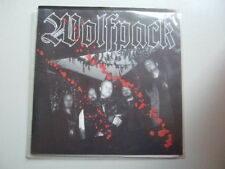 "WOLFPACK Mist Of Morpheus - Bloodstained Dreams 7"" Feral Ward wolfbrigade nasum"