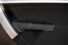WHITE Stitch accoppiamenti CITROEN C4 GRAND PICASSO 2006-2013 2x posteriore porta maniglia cover