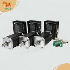 【USA Ship, No Tax】3 Axis Nema 42 Stepper Motor 3256oz-in,6.0A CNC Mill Cutting
