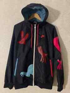 "Nike piet parra windbreaker Sportswear VERY RARE ""The Running Man"" Collection"
