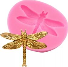 Dragonfly silicone mold-Insect/Bug mould-icing/resin/fimo/cake decoration/topper