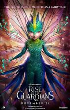 Rise Of The Guardians movie poster  : Tooth Fairy : 11 x 17 inches