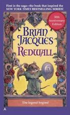 Redwall Ser.: Redwall by Brian Jacques (1997, UK- A Format Paperback, Anniversary)