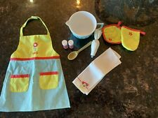 """American Girl 18"""" Doll Baking Accessories Set Complete New Retired 2010"""