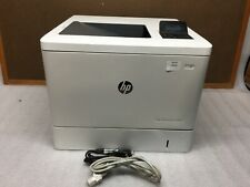 HP Color LaserJet Enterprise M553 B5L25A Printer 12k Pages w/ Toner TESTED