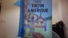 TINTIN  EN AMERIQUE/ B21  1957
