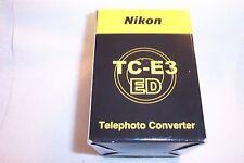 Nikon TC-ES ED Telephoto Converter for Nikon Coolpix Digital Cameras  (LN-12)