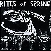 Rites of Spring - End on End (CD 2002)   REMASTERED