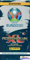 2020 Panini Adrenalyn UEFA EURO Soccer Factory Sealed Blaster Box-56 Cards+5 LE