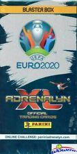 2020 Panini Adrenalyn UEFA EURO Soccer Factory Sealed Blaster Box-56 Cards+5 LE