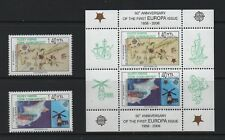 TURKISH CYPRIOT POSTS 2006 50th ANNIV OF FIRST EUROPA STAMP *VF MNH*