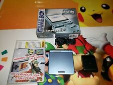 Nintendo Gameboy Advance SP Pearl Blue AGS-101 GBA Complete In Box CIB Tested