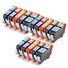 15 PK NON-OEM INK Canon PGI-225 CLI-226 IP4820 MG5120 MG6120 MG6220 MX882 MX892