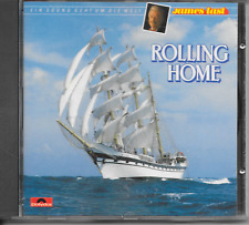 JAMES LAST - Rolling home CD Album 16TR West Germany 1988 (Polydor)
