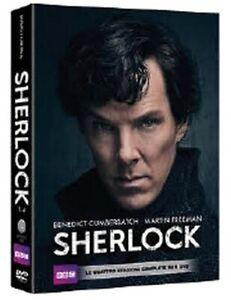 Sherlock - Definitive Edition - Stagioni 1-4 + L'abominevole Sposa (10 DVD)