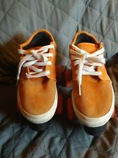 """New listing Very Rare Vintage Vans """"Off The Wall"""" Sure Grip Roller Skates ! Size 4 Us Size 2"""
