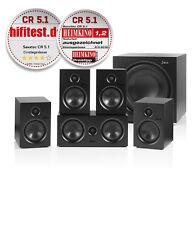 Saxx curvedSOUND CR 5.1 Surround-Set schwarz/Setpreis