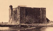CUBA - Buccaneer Castle Piratenburg La Chorrera Foto um 1890 schönes ORIGINAL!!