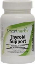 Smart Herbs, Thyroid Support, 60 veg caps