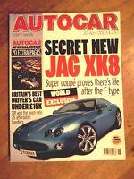 AUTOCAR MAGAZINE 30-APR-03 - Jaguar XJ6, Lotus Elise 135R, Alfa Spider JTS