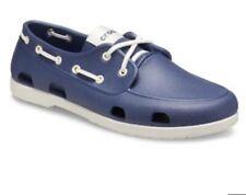 Crocs Classic Boat Shoe Navy Blue  Size Mens 10 (43-44)