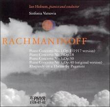 Ian Hobson # Sinfonia Varsovia Rachmaninov (Zephyr) 2 CD Set