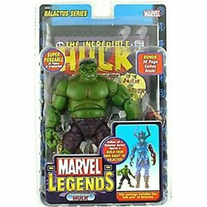 Marvel Legends HULK 1st Appearance PVC figure 16cm by Toy Biz