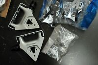 NOS -- Shimano 105SC (PD-1055) Aero Road Track Bike Pedals -- RARE Steel Cages