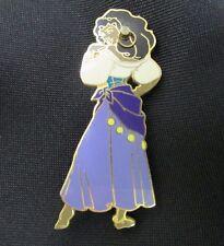 Disney Trading Pin Esmeralda 3D Earring Over Shoulder Pose 2inch Esmerelda