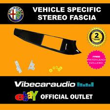 Alfa Romeo Giuiletta 2010 - 2014 Double Din Stereo Fascia Panel Adaptor CT23AR09