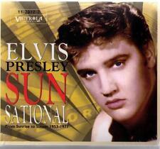 Elvis Presley 2 CD's - SunSational - From Sunrise To Sunset 1953 - 1977
