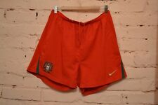 PORTUGAL NATIONAL TEAM HOME FOOTBALL SHORTS 2008 NIKE EURO