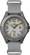TIMEX Expedition Aluminum Camper Watch Gray T49931 Date INDIGLO NEW NIB
