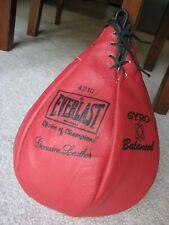 Everlast Gyro Balanced New Punching Bag Leather 4210