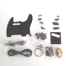 TL Guitar Parts Pack - black hardware