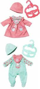 Baby Annabell Little Cozy 36cm Doll Outfit with Hat