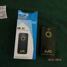 JJC INFRARED REMOTE CONTROL-NEW