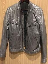 Jacket Men's  Lether Size L