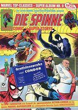 DIE SPINNE (MARVEL TOP-CLASSICS SUPER ALBUM Nr. 9)