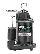 Wayne  1/2 hp 5100 gph Plastic  Submersible Sump Pump