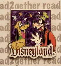 Disney Pin DLR Costco Reisen Goofy und Pluto