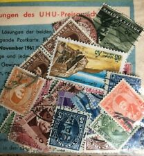 Briefmarken Konvolut Ägypten RAR Für Sammler