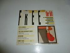"""THE HIT RED HOT EP - Free with """"THE HIT"""" Mag - 1985 UK 4-track 7"""" Vinyl Single"""