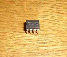 5 x NE 5532 P  ( = 5 pcs = Dual Low Noise Operational Amplifiers )